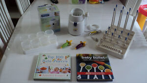 Baby items in very good condition