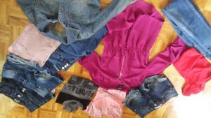 lot de vêtements pour fille 12 ans