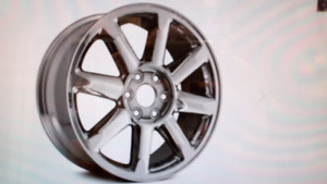 2007-2014 GMC Sierra/ Yukon XL 20 inch chrome wheel