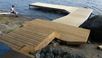 Decks to docks in Muskoka