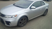 2012 Kia Forte Ex Koupe Coupe (2 door)