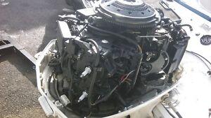 91 90hp long leg Johnson Evinrude V4 (mechanic special or parts)
