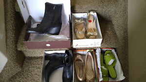 New Summer Shoes &  Winter Boots