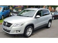 2010 VW TIGUAN S TDI BLUEMOTION TECH 2.0L [START/STOP] ++FULL SERVICE HISTORY++CAMBELT CHANGED