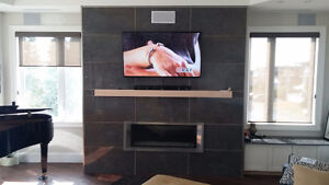 TV wall mounting & installations