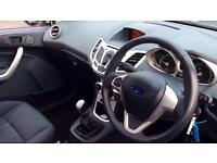 2009 Ford Fiesta 1.25 Zetec (82) Manual Petrol Hatchback