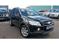 CHEVROLET CAPTIVA DIESEL 4X4 2.0CDTi 7 SEAT LOW MILEAGE FULL HISTORY NEW CLUTCH