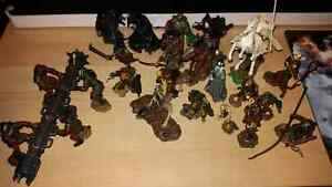 Lord of the rings, LOTR, small figures