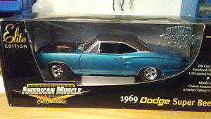 1969 Dodge Super bee 1/18 diecast