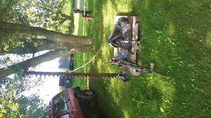 3 point hitch mower