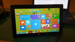 Microsoft RT Tablet