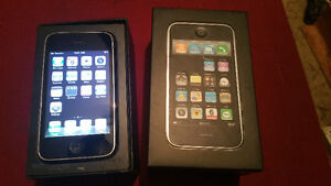 IPhone 3g black with Rogers