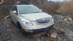 2008 ENCLAVE. JUST IN FOR PARTS AT PIC N SAVE! WELLAND