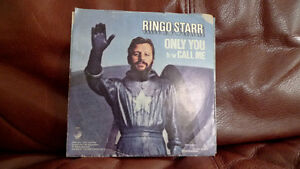 "Ringo Starr - Only You 7"" - 45 RPM Vinyl"
