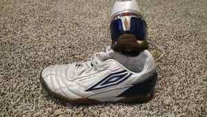 Umbra indoor soccer shoes