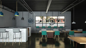 Co Working Space Duncan