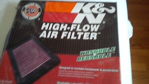high flow air filter for 1.88 engine BRAND NEW
