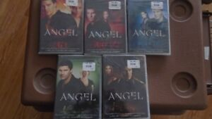 Buffy Spin off ANGEL complete series DVD - sealed