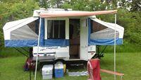 Flagstaff camper - tent trailer for sale