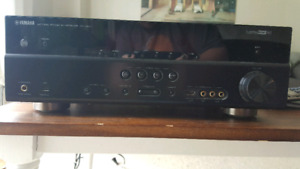 Yamaha 7.1 Receiver Rx-571 w/ 3 Kef Speakers and Subwoofer
