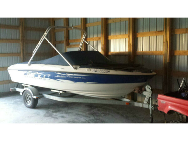 Used 2007 Bayliner 185 Flight