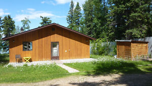 Lakefront Home at mile 25, Clearwater Lake
