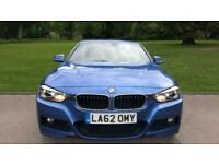 BMW 3 Series 320i M Sport 4dr - Harman/Kard Saloon Petrol Manual