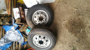 New Tires for sale and rims