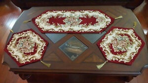 Beaded covers for dining tables , coffee table and others London Ontario image 2