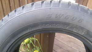 225-65-17 winter tires for SUV