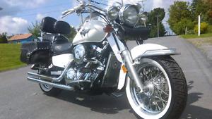 Moto kawasaki vulcan 1500cc