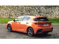 2020 Lexus CT HATCHBACK 200h 1.8 F-Sport 5dr CVT Auto Hatchback Petrol/Electric