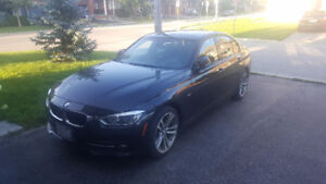 2016 BMW 328xi Sedan - Lease Takeover - INCENTIVE, LOADED