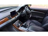 2014 Audi A8 3.0 TDI Quattro SE Automatic W Automatic Diesel Saloon