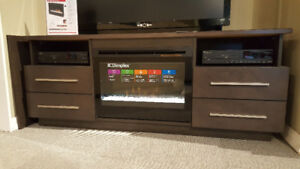 NEW - Entertainment and TV unit