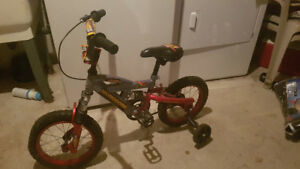 gently used toddler bike