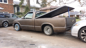 Lowrider 1993 s10 on hydraulics price OBO