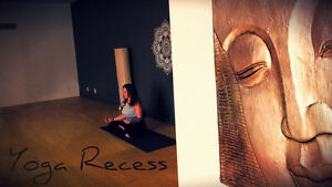 Yoga Studio available for Part-time rentals