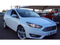2016 Ford Focus 1.0 EcoBoost Zetec 5dr Manual Petrol Hatchback