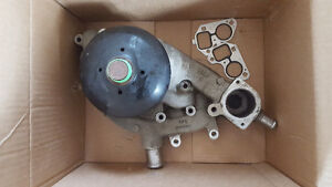 WATER PUMP and gaskets FOR 5.3 LITRE GMC 2009