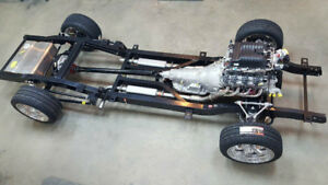 Custom Chassis for 1948-1959 Chevy Truck!