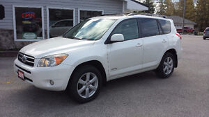 2006 Toyota RAV4 Limited One Owner, New Tires, Certified $5499!!