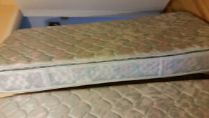 2 matelas simple