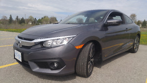 2017 Honda Civic EXT 2DR CPE Coupe (2 door)