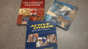 Canadian Challenge, Active Citizen, Discovering the Human World