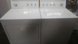 Washers and dryers plus washers