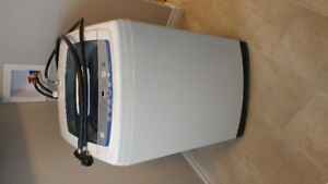 Almost new GE portable washing machine