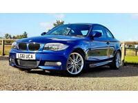 BMW 1 Series 2.0 118d M Sport 2dr Coupe Alloys px
