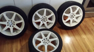 """Fast wheels 16"""" mags"""