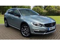 2016 Volvo V60 D4 (190) Cross Country Lux Nav Automatic Diesel Estate